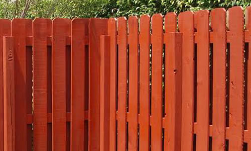 Fence Painting in Kissimmee FL Fence Services in Kissimmee FL Exterior Painting in Kissimmee FL